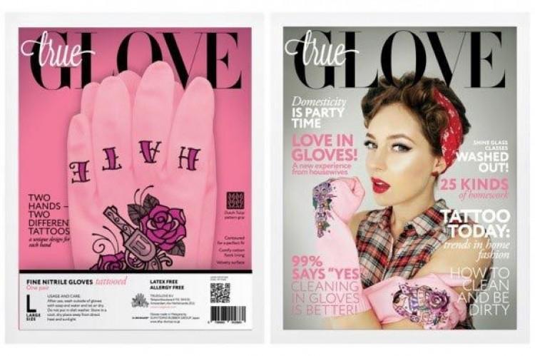 Rękawiczki True Glove.