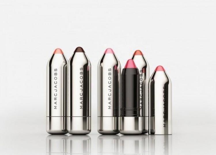 Kolorowe kosmetyki Marc Jacobs Beauty Line.