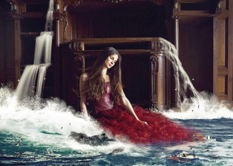 Marzenia o morzu. Katharina Jung.