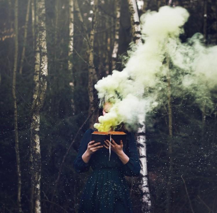 Magiczny dym. Katharina Jung.
