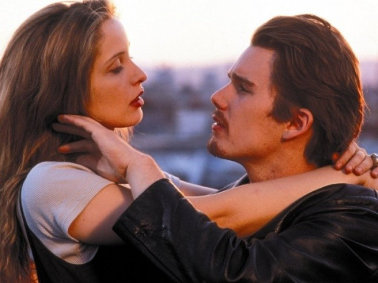 Before Sunrise.