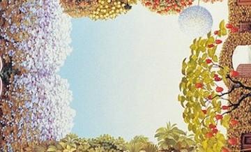 Przyprawiające o zawrót głowy rysunki polskiego malarza surrealisty.