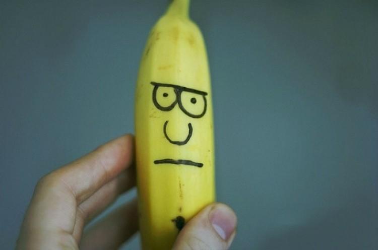 DNA człowieka jest w 50% identyczny do DNA banana.