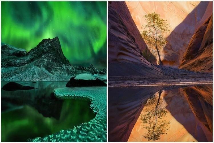 Magia Natury: fascynujące zdjęcia dzikich dziewiczych krajobrazów.