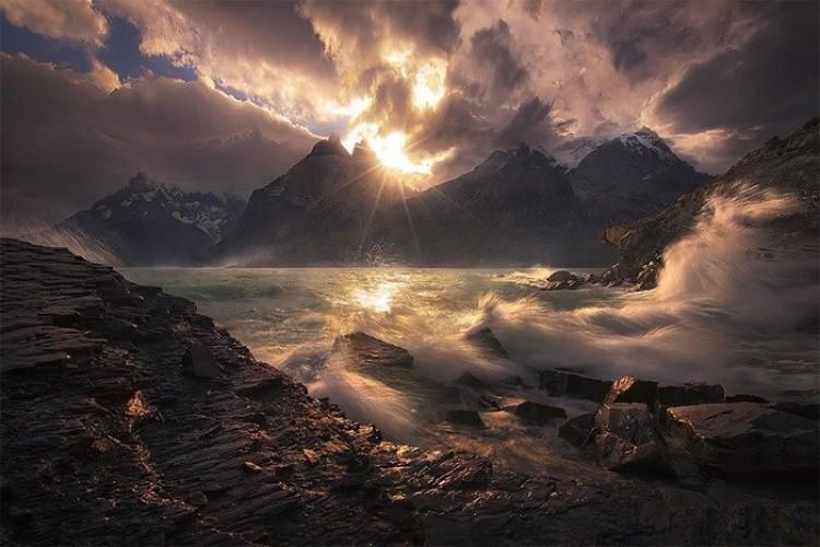 Amerykański fotograf Marc Adamus - autor wspaniałych zdjęć.