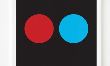 Nic, tylko koło: Minimalistyczne plakaty do słynnych filmów.