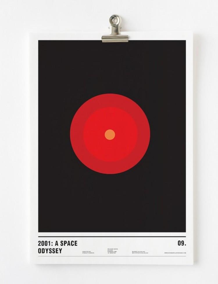 2001: Odyseja kosmiczna.