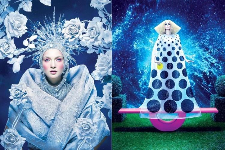 Fashion reklama: 12 stylowych znaków zodiaku.