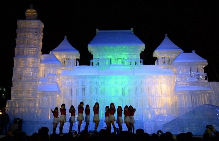 Sapporo Snow Festival (Japonia).