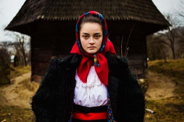Maramures, Rumunia.