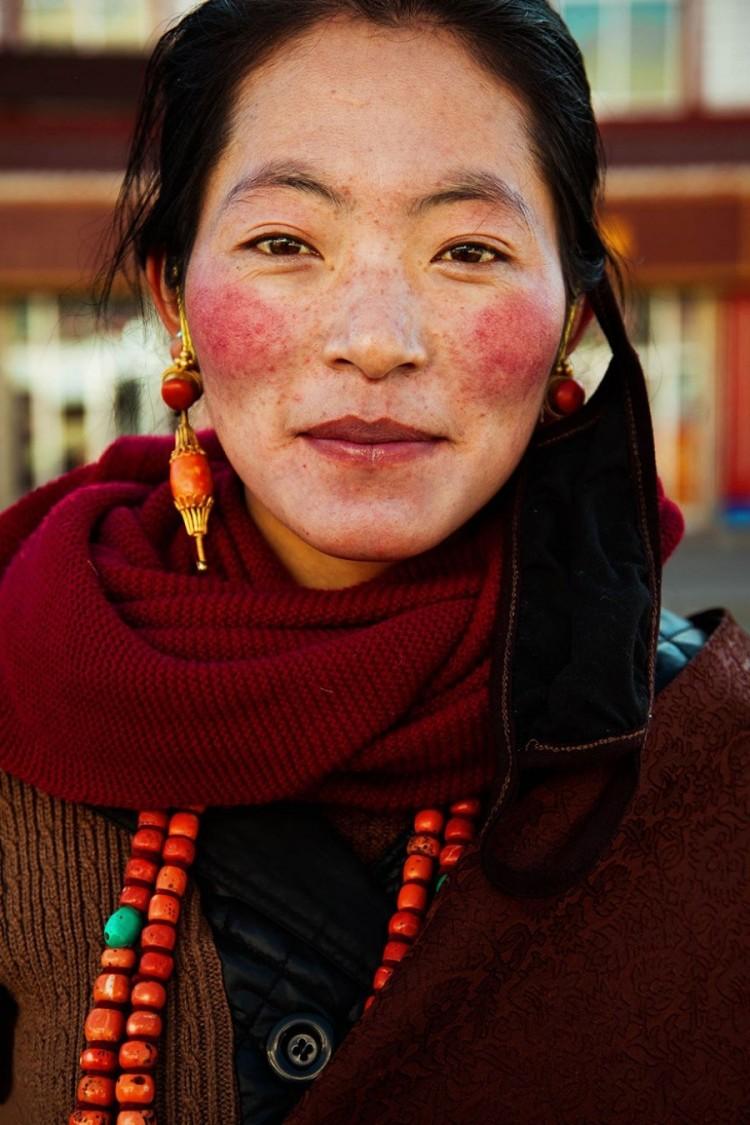 Wyżyna Tybetańska, Chiny.