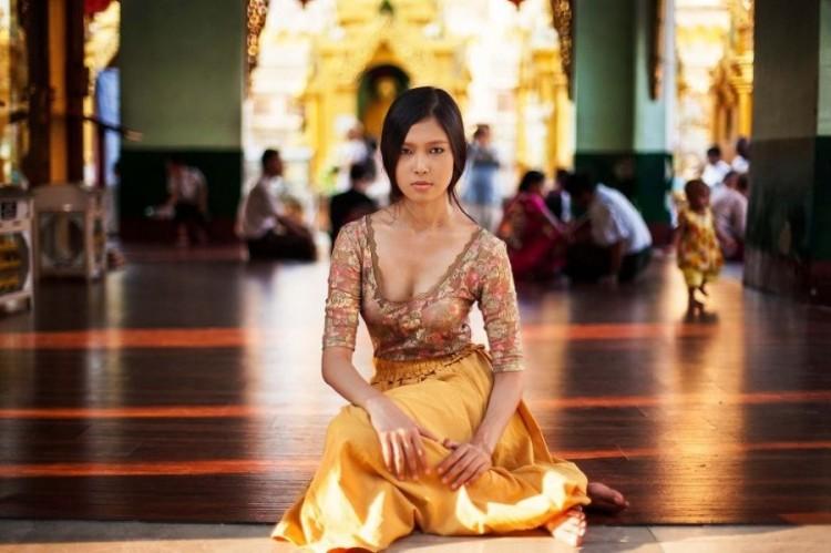 Rangun, Myanmar.