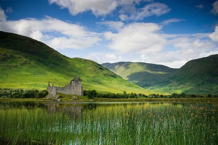 Kilchurn Castle, Szkocja