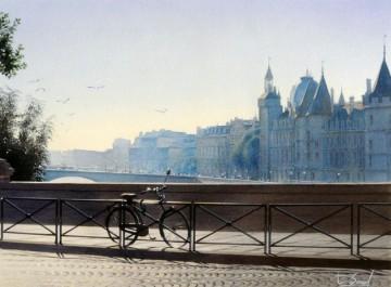Podróż do Paryża z Thierry Duvalem.