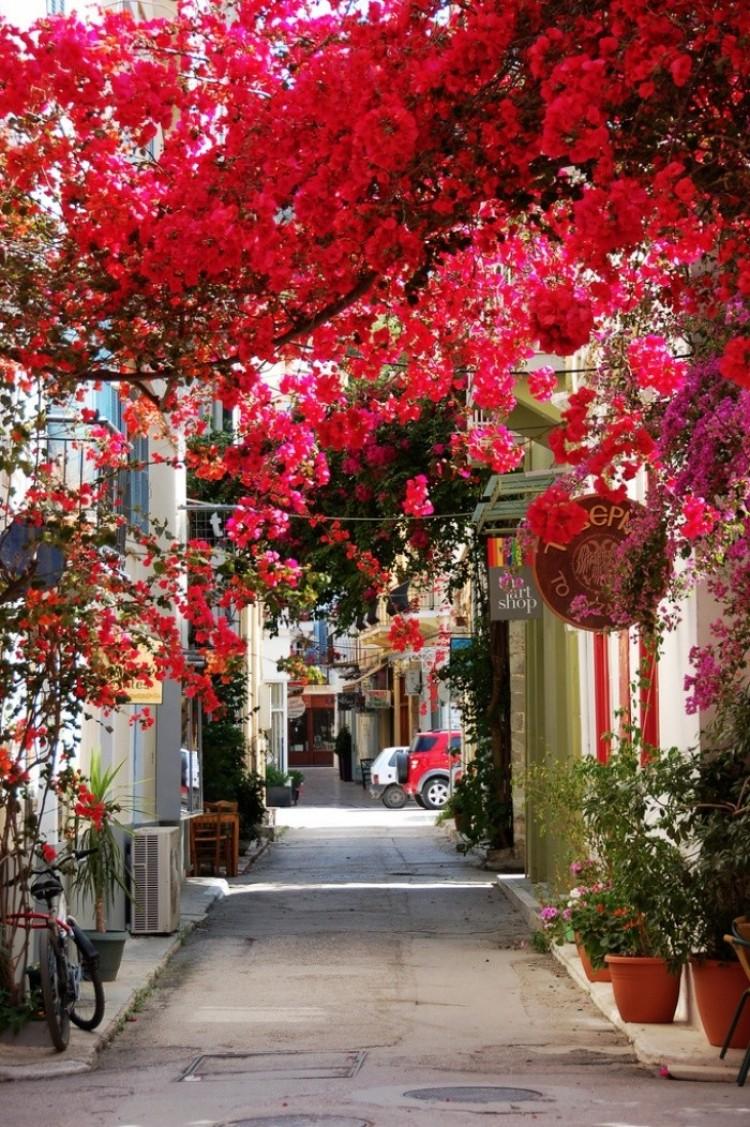 Peloponez, Grecja.