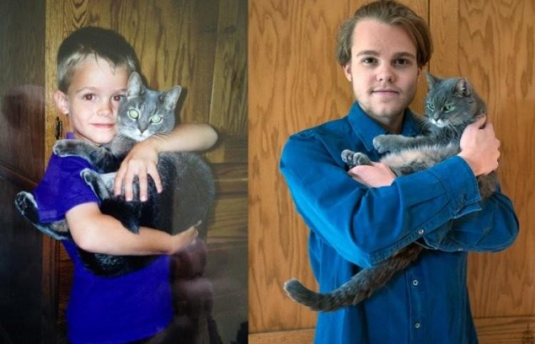 Powody, dla których ludzie nigdy nie przestali kochać kocięta.