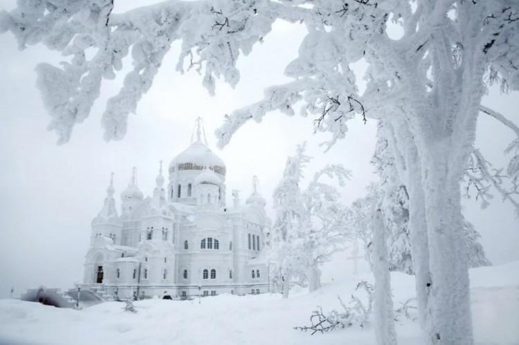 Belogorskiy klasztor, Perm.