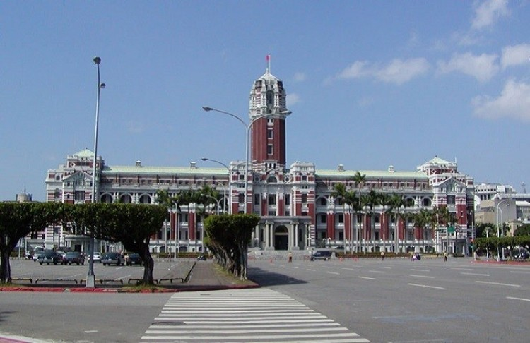 Budynek służy jako miejsce pobytu chińskiego prezydenta.