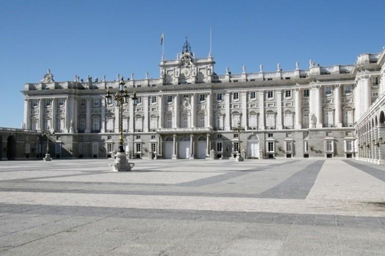 Pałac jest oficjalną rezydencją hiszpańskiej rodziny królewskiej.