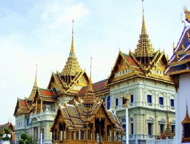 Oficjalna rezydencja królów Tajlandii.