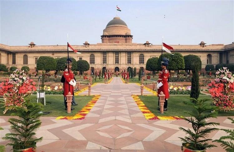 Oficjalna siedziba prezydenta Indii.