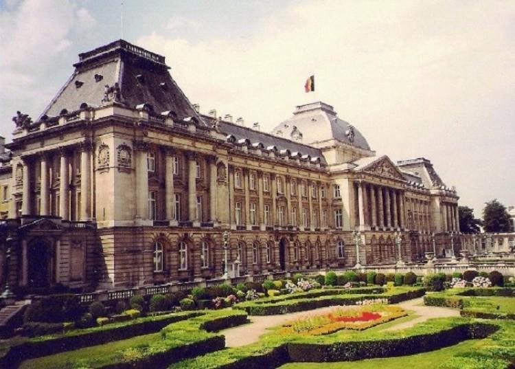 Oficjalna siedziba belgijskiego rodziny królewskiej.