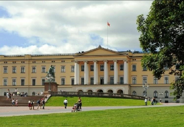 Oficjalna siedziba norweskiego monarchy.