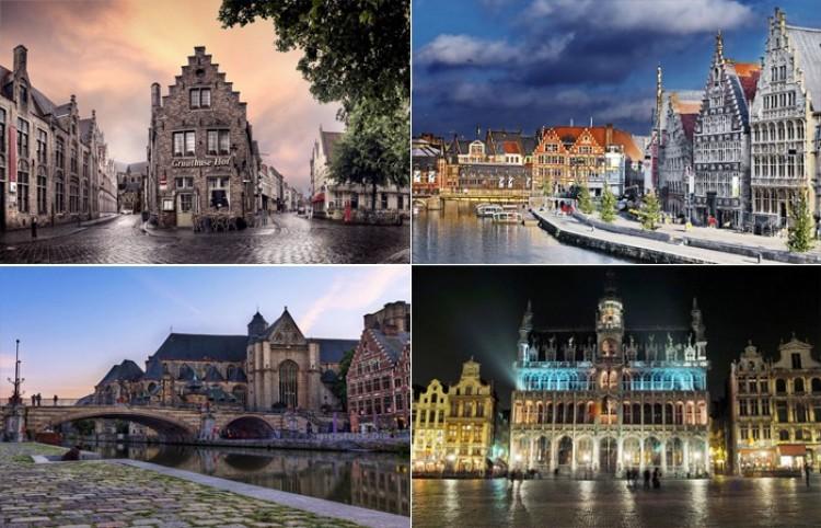 Tajemnicza Belgia. 5 miast, które warto odwiedzić, podróżując po bajecznym królestwie.