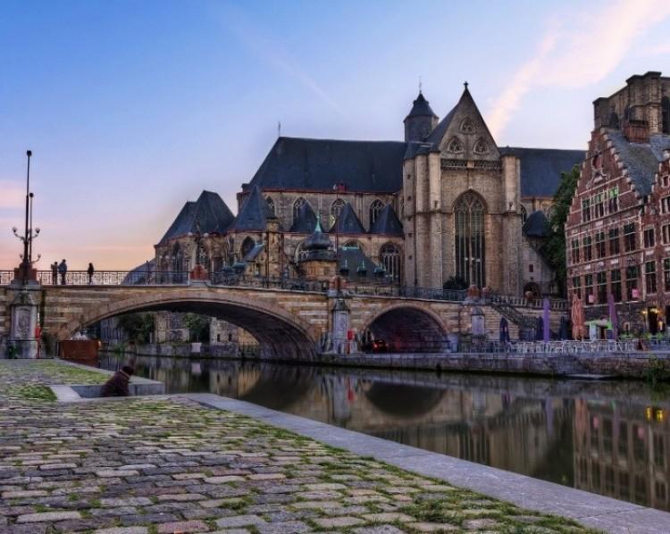 Fantastyczna Bruksela.