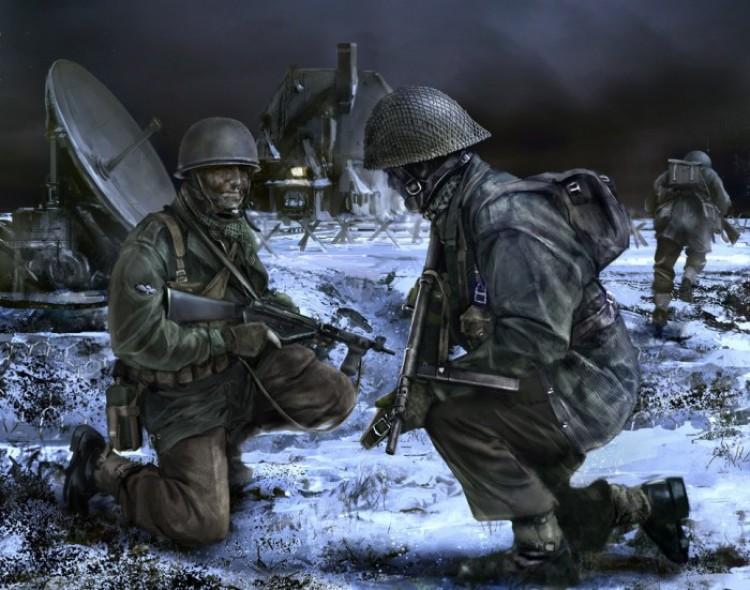 BRUNEVEAL RAID WW II. (II wojna światowa).