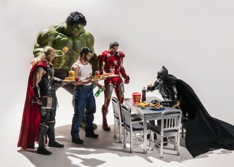 Śniadanie u Batmana. Edy Hardjo.