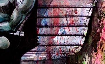Ekscytujące obrazy Laury Zombies.
