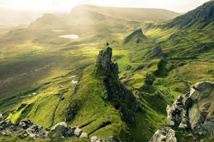 Wyspaf Skye, Szkocja