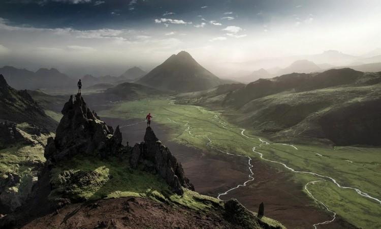 Fyatlabaksleyd, Islandia