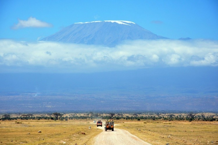 Kilimandżaro, Tanzania, Afryka