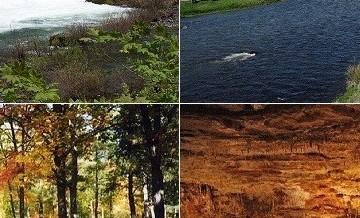 Malownicze miejsca w USA, gdzie można spędzić ferie.