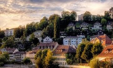 Berno: zdjęcia jednego z najpiękniejszych miast dawnej Europy.