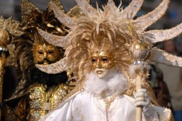 Karnawał w Wenecji.