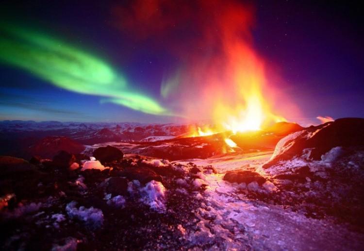Fimmverdyuhauls, Islandia.