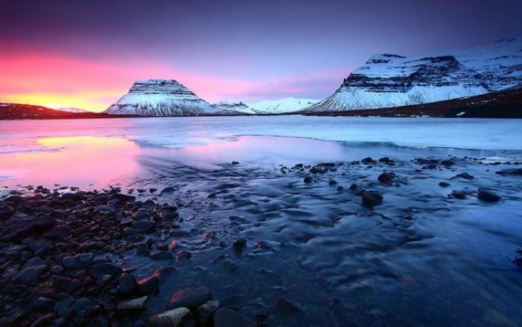 Grundarfjordur, Islandia.