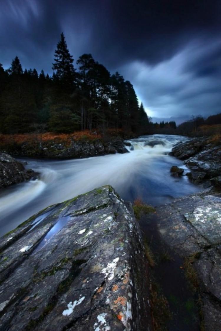 Glen Orci, Szkocja.