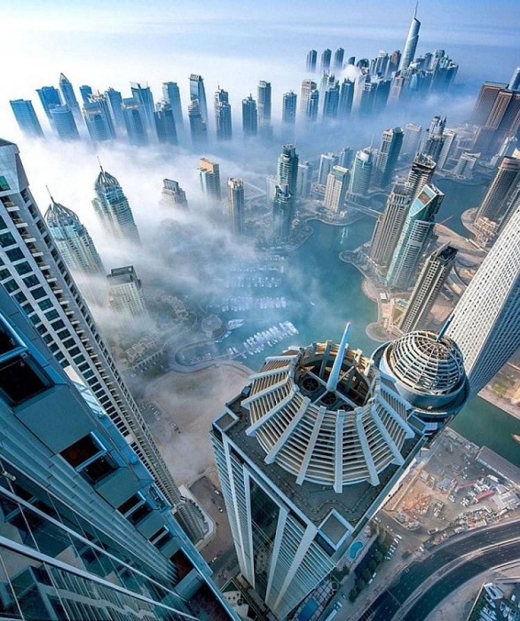 Princess Tower, Zjednoczone Emiraty Arabskie.