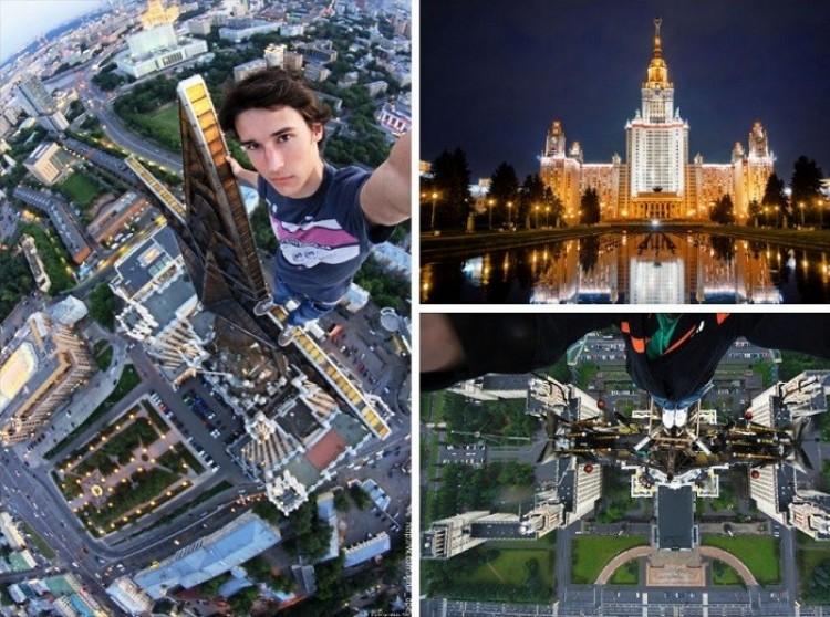 Moscow State University, Moskwa, Rosja.