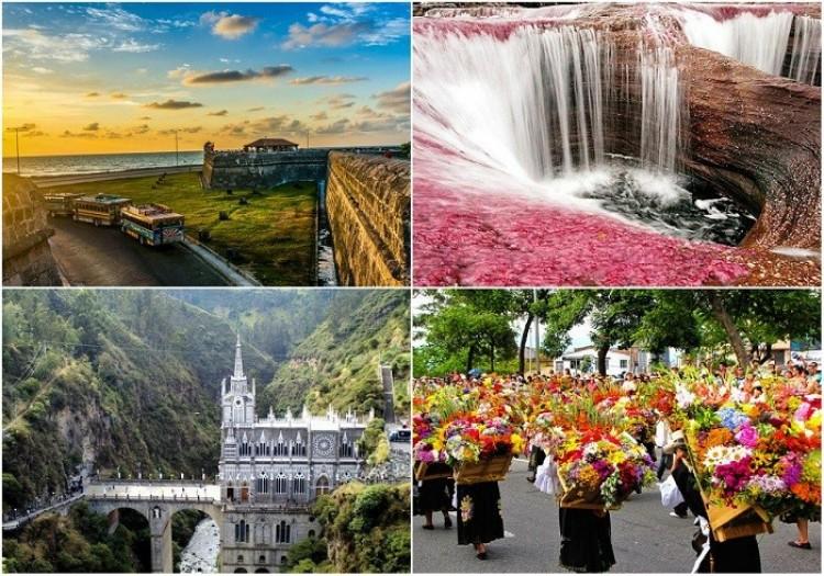 Atrakcje Kolumbii, które warto zobaczyć.