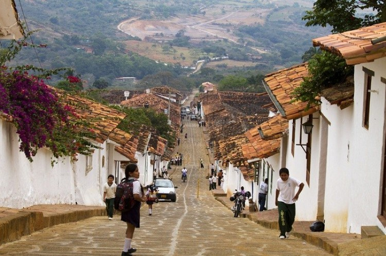 Miasto Barichara
