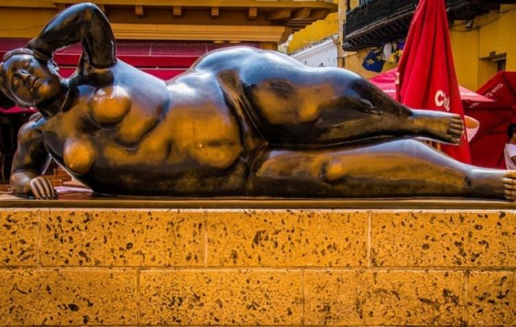 Rzeźba La Gorda
