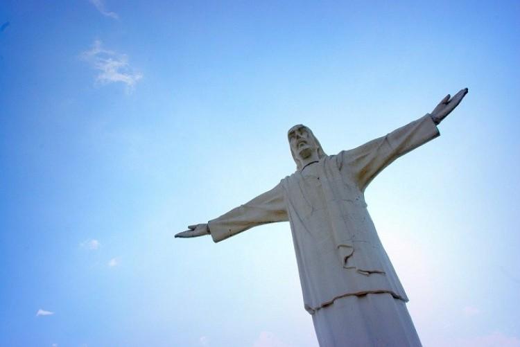 Statua Chrystusa