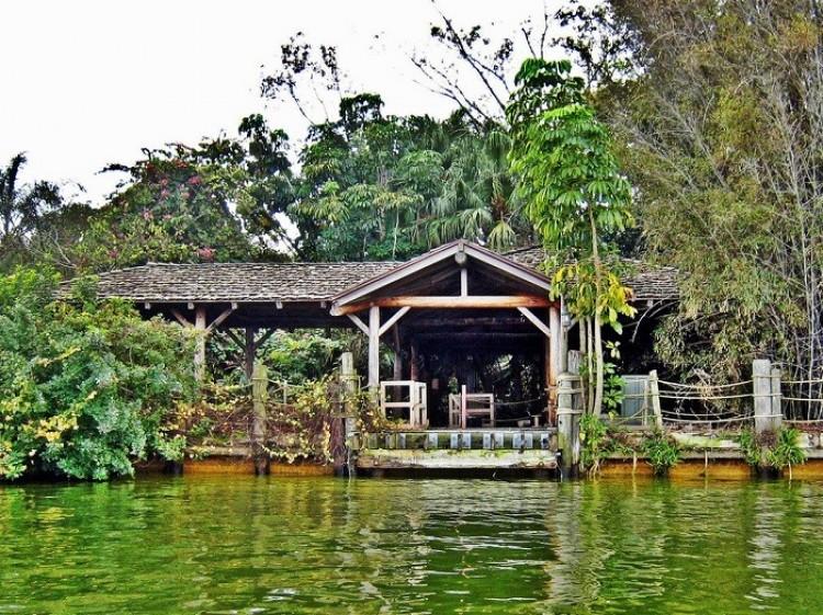 Wyspa odkryć Disneya -Lake Buena Vista, Floryda