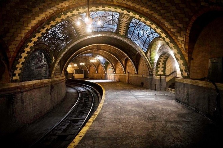 ity Hall Station, Nowy Jork