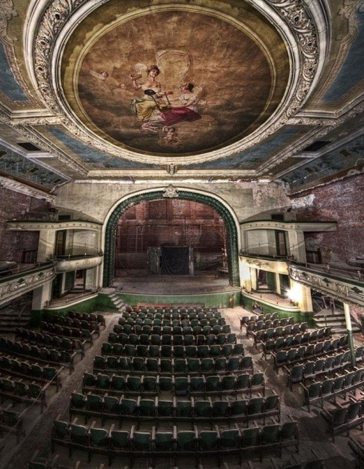 Teatr Orpheum, New Bedford, Massachusetts